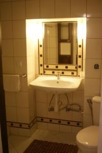 Apartament LIPOWA - łazienka